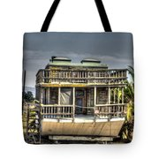 Houseboat Tote Bag