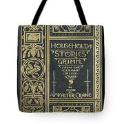 Household Stories Grimm Tote Bag