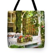Houses - New Hope Pa - Come Stay With Us  Tote Bag