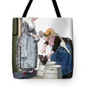 Housewife, 1811 Tote Bag