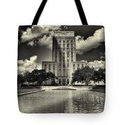 Houston City Hall Tote Bag