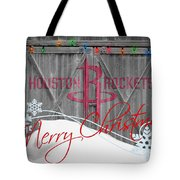 Houston Rockets Tote Bag
