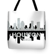 Houston Tx 4 Tote Bag by Angelina Vick