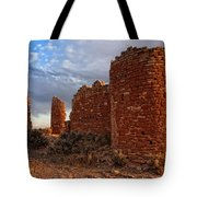 Hovenweep Castle Tote Bag