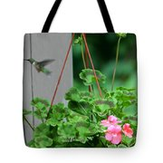 Hovering Tote Bag