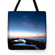 Hovering In The Sky Tote Bag
