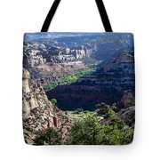 How Green Is The Valley 2 Tote Bag