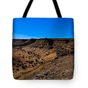 How Green Is The Valley Tote Bag