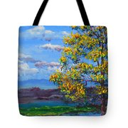 How Lovely Is Your Dwelling Place Tote Bag
