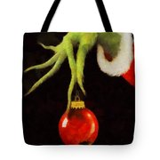 How The Grinch Stole Christmas Tote Bag