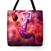 How To Catch Mermaids Tote Bag