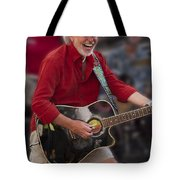 Howard Livingston Tote Bag