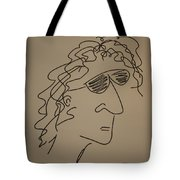 Howard Stern Tote Bag