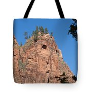 Howling Mountain Tote Bag