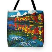 Howry Creek Tote Bag