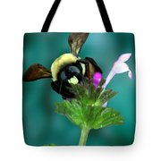 Winging The Wildflowers  Tote Bag