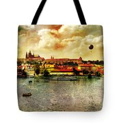 Hradczany - Prague Tote Bag