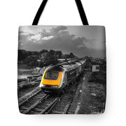 Hst At The Warren  Tote Bag