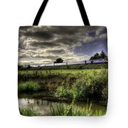 Hst In The Culm Valley  Tote Bag