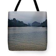Hu Long Bay   #0705 Tote Bag