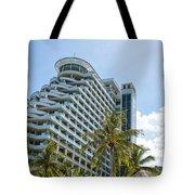 Hua Hin Hotel Tote Bag