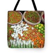 Hua Hin Market 03 Tote Bag