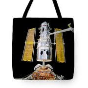 Hubble Space Telescope Redeployment  Tote Bag