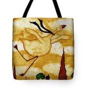 Soaring In Style Tote Bag
