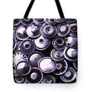 Hubcaps Tote Bag