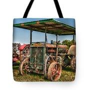 Huber Tractor Tote Bag