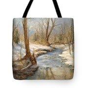 Hubers' Woods Tote Bag