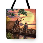 Huck Finn Variant 1 Tote Bag