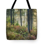 Huckleberry Patch Tote Bag