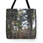 Huckleberry Trail Tote Bag