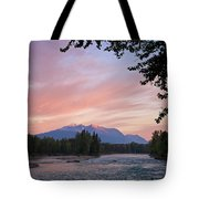 Hudson Bay Mountain British Columbia Tote Bag