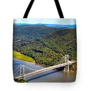 Bear Mountain Bridge Tote Bag