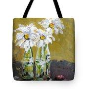 Hue Of A Daisy Tote Bag