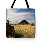Huerfano Butte Tote Bag