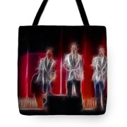 Huey Lewis-ga11a-fractal Tote Bag