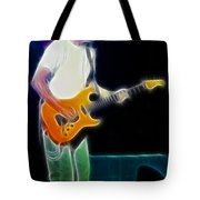 Huey Lewis-chris-gd0a-fractal Tote Bag