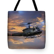 Huey - Vietnam Workhorse Tote Bag