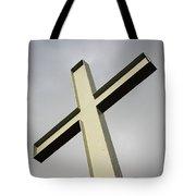 Huge Cross  Tote Bag by Deborah Benbrook