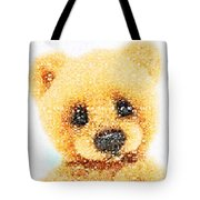 Huggable Teddy Bear Tote Bag
