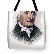 Hugh Williamson Tote Bag