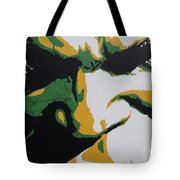 Hulk - Incredibly Close Tote Bag