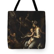 Human Frailty, C.1656 Tote Bag