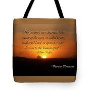 Human Spirit Tote Bag