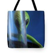 Aliens Stink At Hide And Go Seek Tote Bag