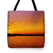 Humbug Tote Bag by Daniel Thompson