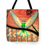 Hummer Love Tote Bag
